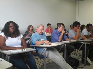 QUIPEA participa de evento sobre saneamento básico