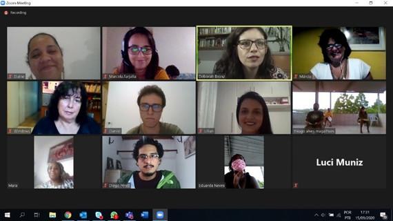 Projeto Quipea faz história ao conduzir atividades da Cartografia Social de forma remota