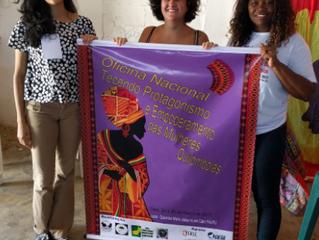 Evento quilombola em Cabo Frio discute empoderamento das mulheres