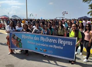 Quipea apoia participação na Marcha das Mulheres Negras