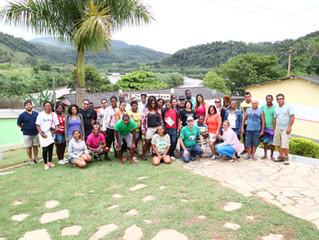 Intercâmbio Cultural Quilombola Aprendendo sobre resistência e organização em IVAPORUNDUVA