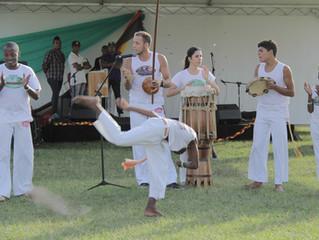 I Evento Cultural Quilombola aconteceu em 2013 na comunidade de Preto Forro, Cabo-Frio-RJ.