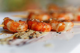 Saona Cafe Shrimps