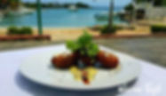 Saona Cafe seaside restaurant in Bayahibe Dominicain Republic!!!
