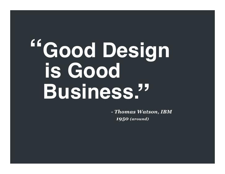 """""""Mi empresa no necesita un diseñador, ya trabajamos bien y nuestros clientes nos conocen"""""""