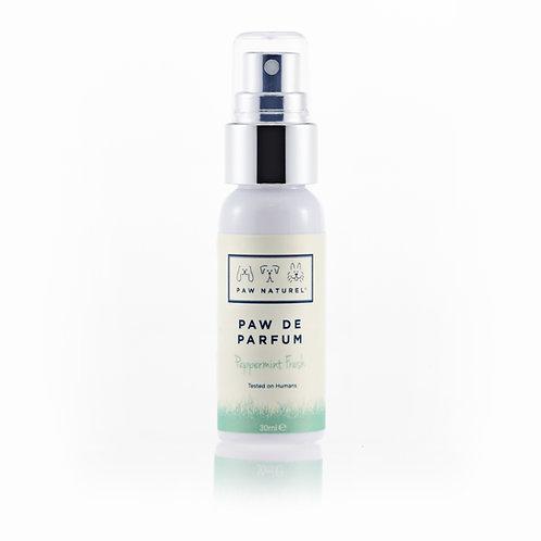Peppermint Fresh Natural Paw De Parfum 30ml by Paw Naturel