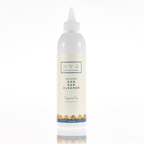 Natural Ear Cleaner 250ml by Paw Naturel