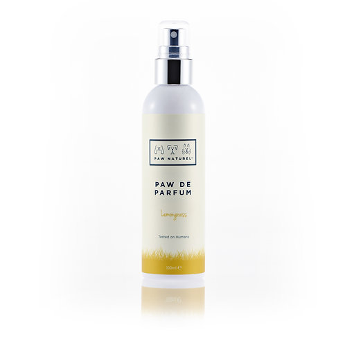 Lemongrass Natural Paw De Parfum 100ml by Paw Naturel