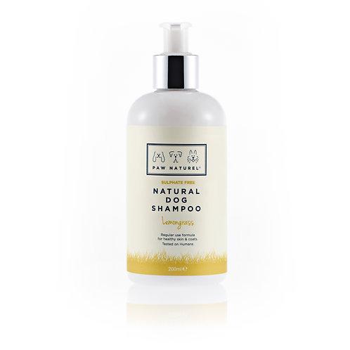 Lemongrass Natural Shampoo 200ml by Paw Naturel