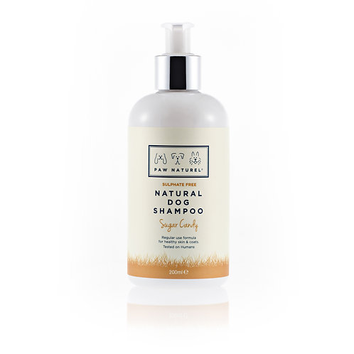 Sugar Candy Natural Shampoo 200ml by Paw Naturel