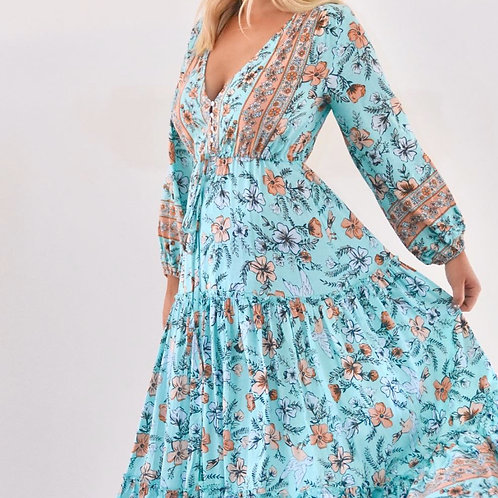 Tsigana Dress