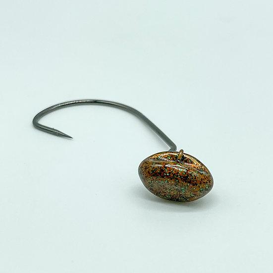 Swing Head Jigs (Copper Head)