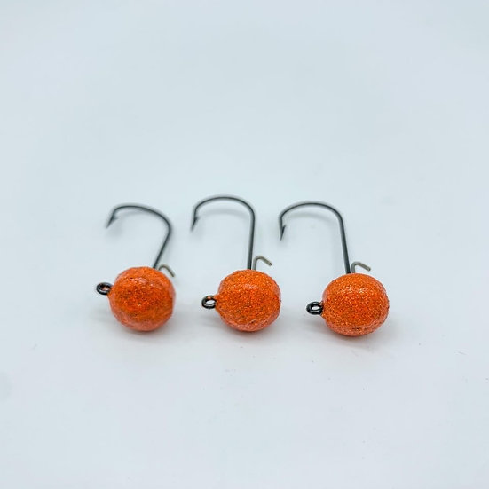 Midwest Finesse Jig (Disco Orange)