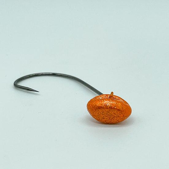 Swing Head Jigs (Disco Orange)