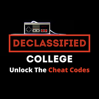 Declassified College Podcast Cover Art.p