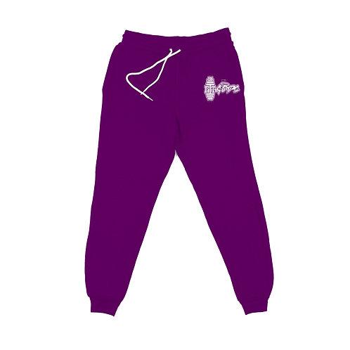 Purple Jogger