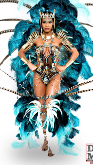 Frontline Monokini with Feathers.png