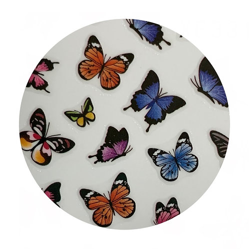 Butterfly: Style 3