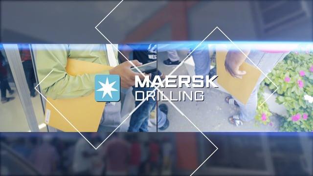 Maersk Drilling Employment Fair
