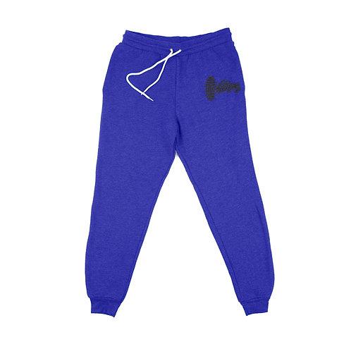 Blue Jogger