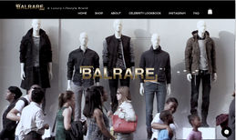 BALRARE Your online-shoppers should feel your vibe and hav...