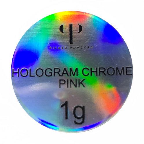 Hologram: Pink