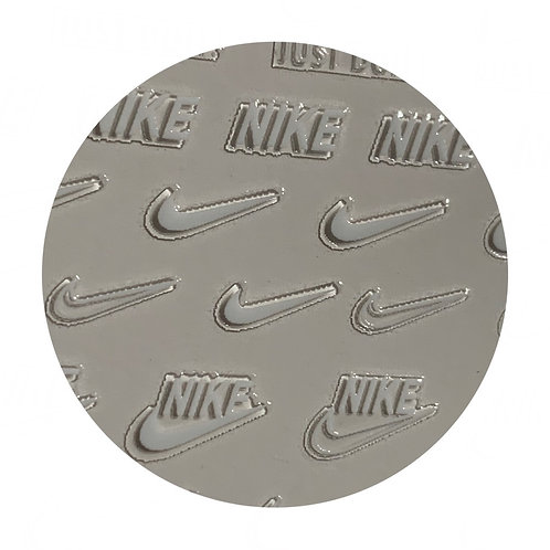 Nike Sticker: White