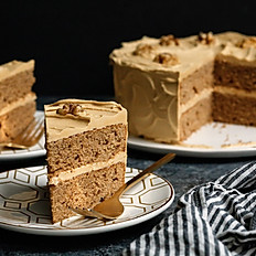 Two Layer Filling Cake
