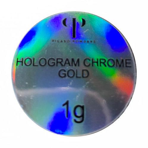Hologram: Gold