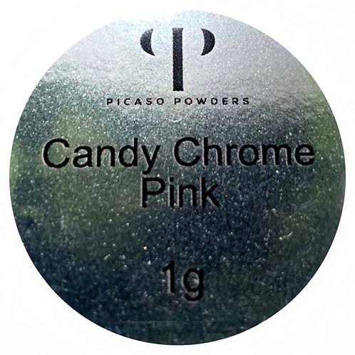Candy Chrome: Pink