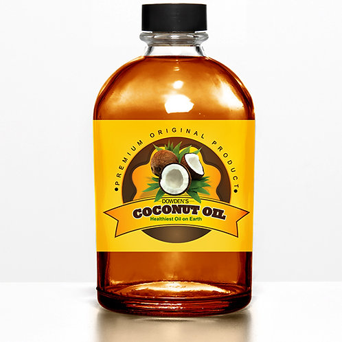 Dowden's Coconut Oil