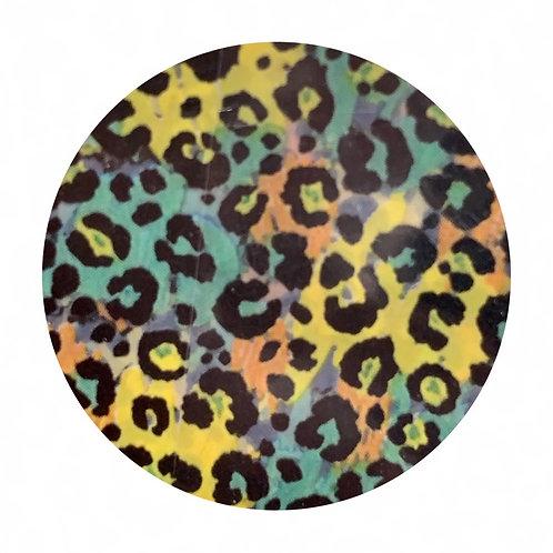 Transfer Leopard Art Paper