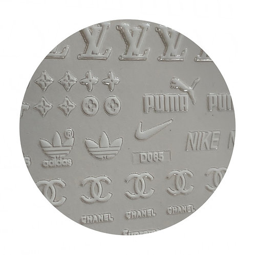 Sporty Posh Labels : White