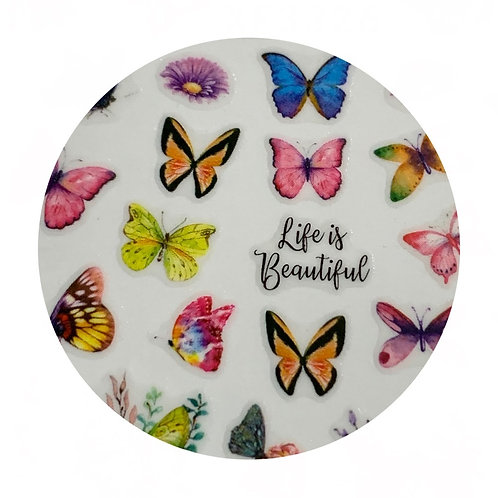 Butterfly: Style 2