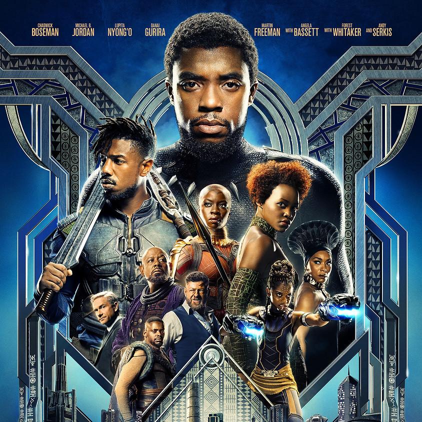 Film Discussion (Film: Black Panther)