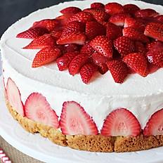 Strawberry Short Cheese Cake