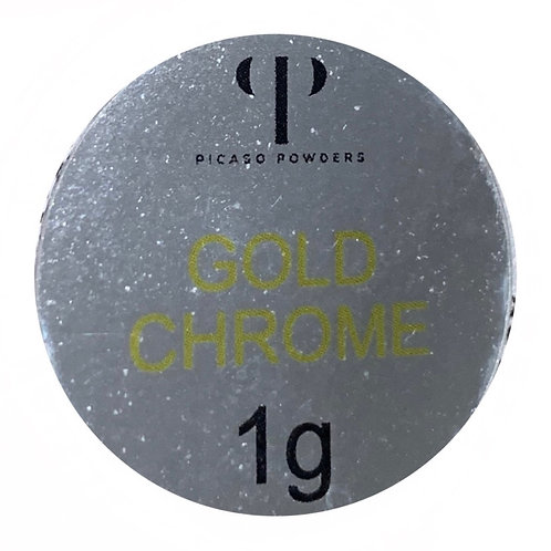 Basic Chrome: Gold
