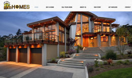 High Quality Homes This real estate project included a logo design al...