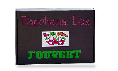 Bacchanal Box: Jouvert