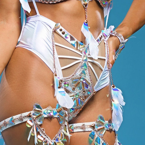 MIA: Front-Line Bodywear with High-Waist Add-on