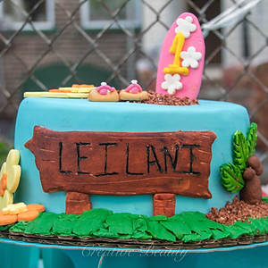 Lelani's 1st Birthday
