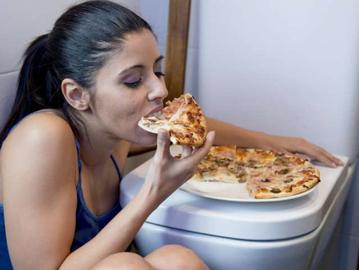 Support the Battle Against Bulimia  By Nikita Saville
