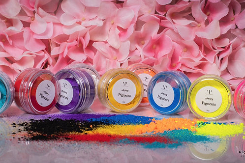 Pigment Powders Bundle
