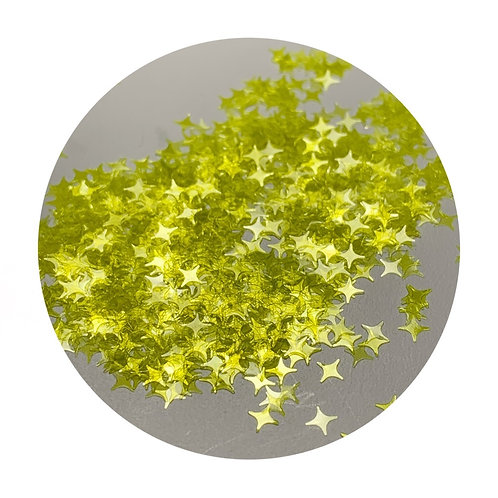 4 Point Star Lemon