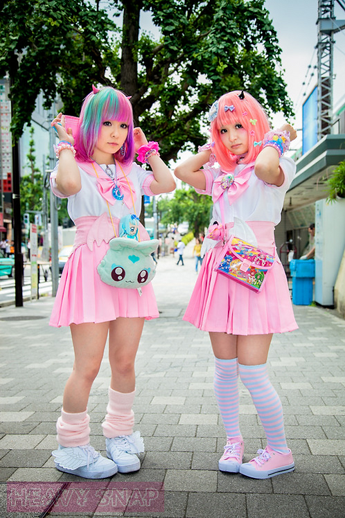 Harajuku Girls Collection
