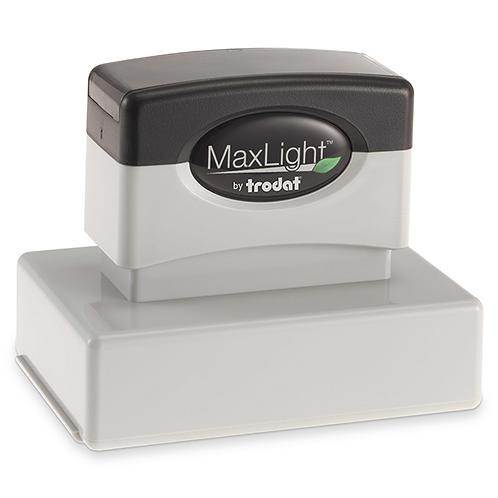 "Max Eco 600: 1 1/2"" x 2 5/16"""