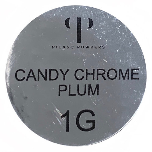 Candy Chrome: Plum