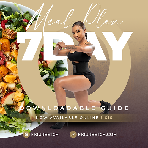 7 Day: Meal Plan