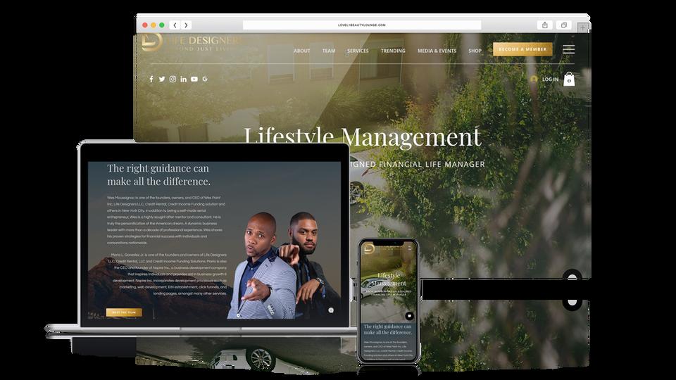 LIFE DESIGNERS LLC