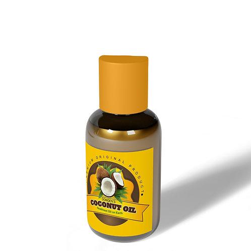 Coconut Oil: 4oz